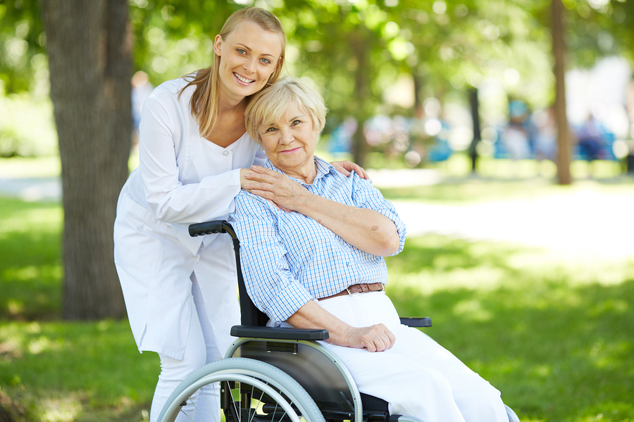Elderly care and comfort
